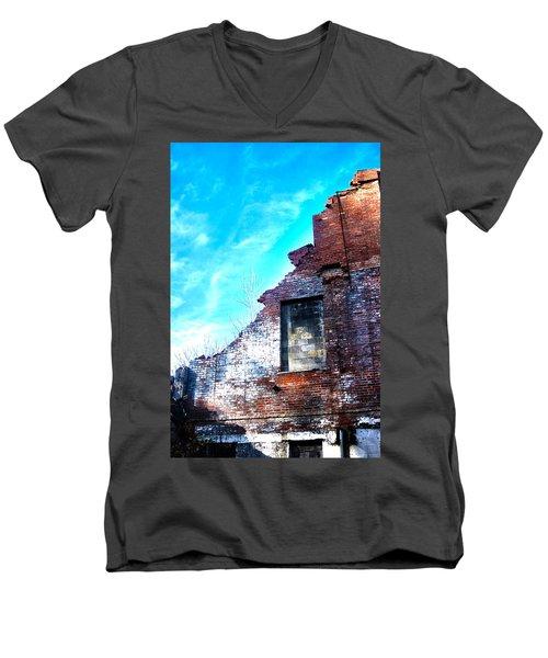Missing Wall Men's V-Neck T-Shirt