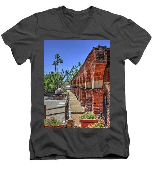 Mission Arches Men's V-Neck T-Shirt