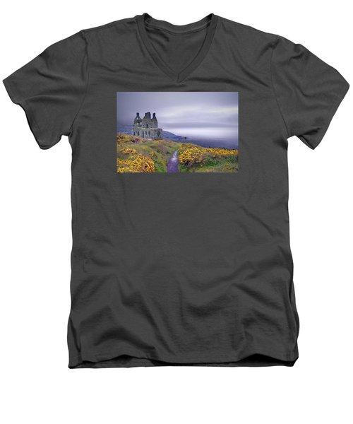 Misty Memory Men's V-Neck T-Shirt