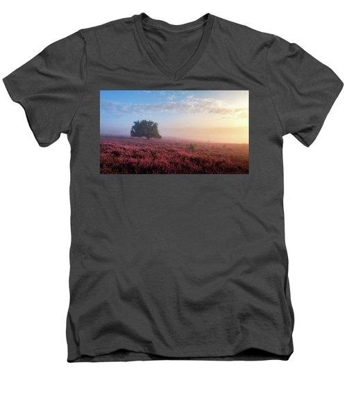 Misty Posbank Men's V-Neck T-Shirt