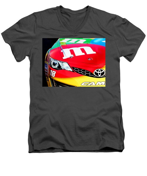 Mm's Nascar Men's V-Neck T-Shirt