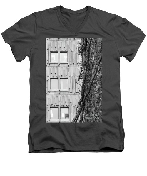 Modern And Nature Men's V-Neck T-Shirt