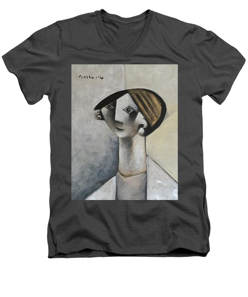 Moments The Boy  Men's V-Neck T-Shirt