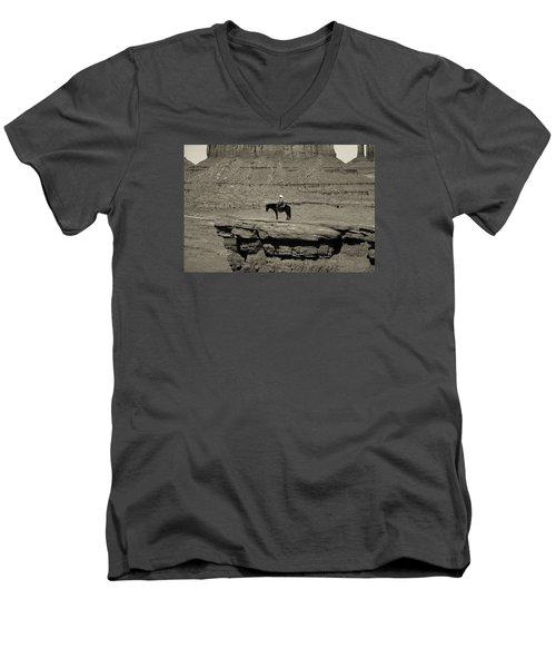 Monument Valley 4 Men's V-Neck T-Shirt