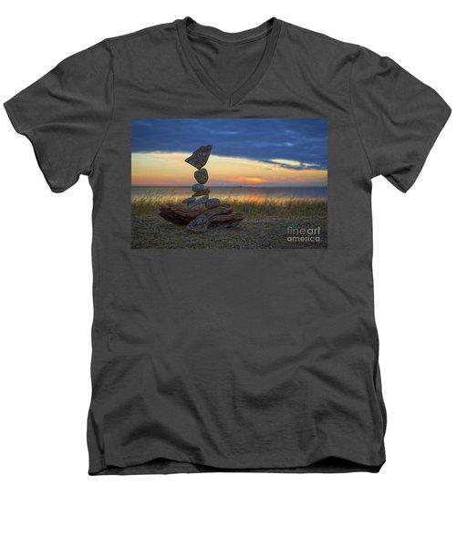 Mood Men's V-Neck T-Shirt