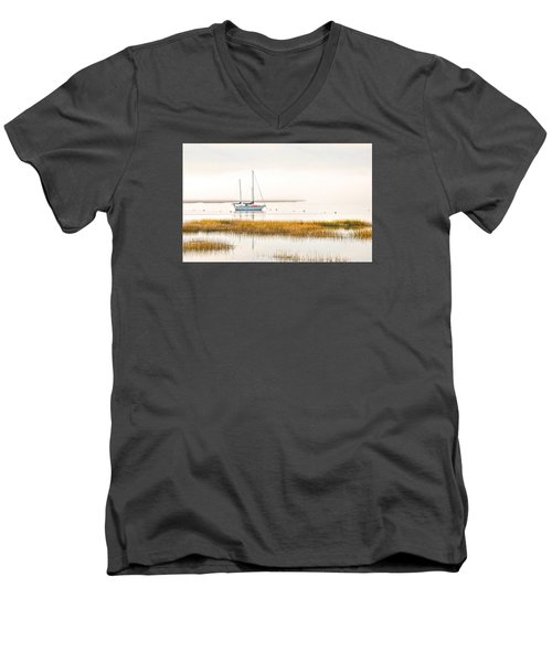 Mooring Line Men's V-Neck T-Shirt