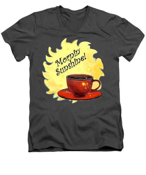 Mornin Sunshine  Men's V-Neck T-Shirt