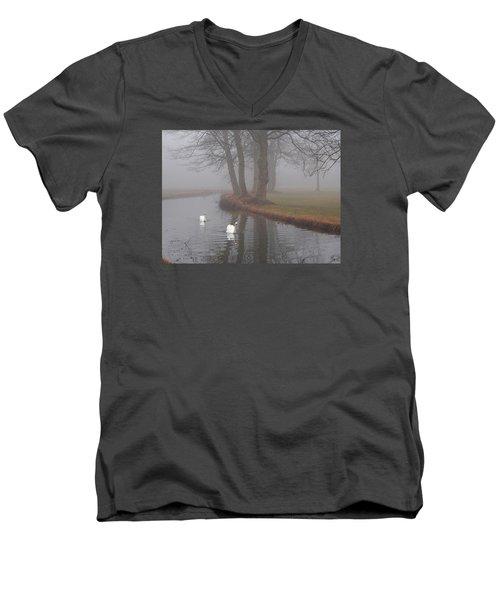 Morning Cruise Men's V-Neck T-Shirt