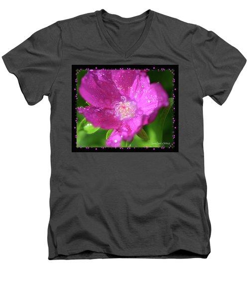 Morning Magic Men's V-Neck T-Shirt