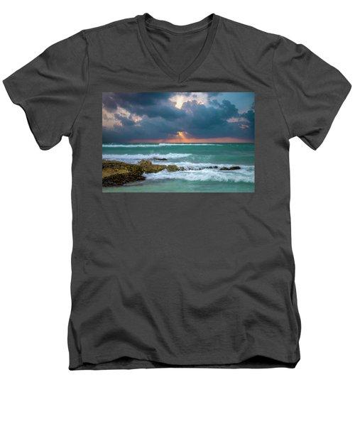 Morning Surf Men's V-Neck T-Shirt