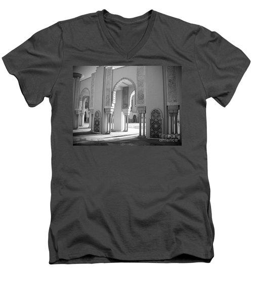 Morocco #1 Men's V-Neck T-Shirt by Susan Lafleur