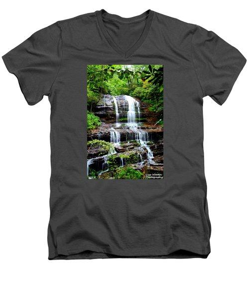Most Beautiful Men's V-Neck T-Shirt