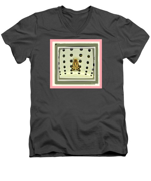 Moth In My Kitchen Men's V-Neck T-Shirt