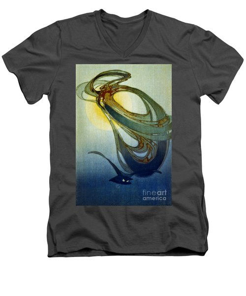 Mother West Wind 1920 Men's V-Neck T-Shirt