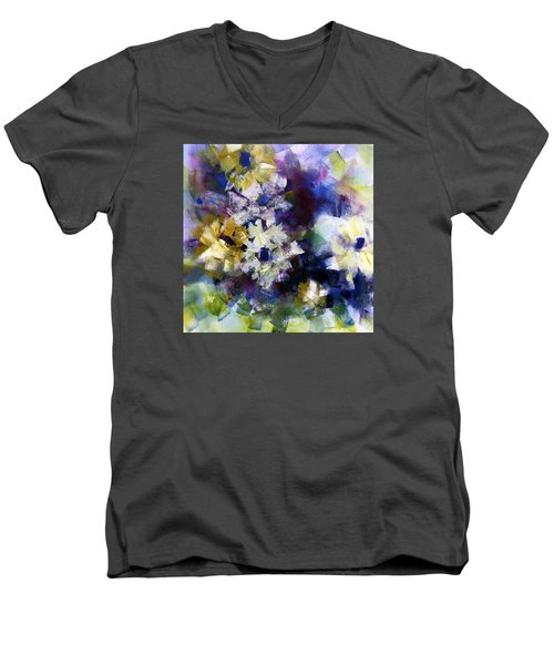 Mothers Day Men's V-Neck T-Shirt by Katie Black