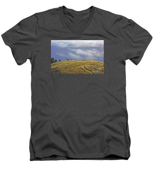 Mountain High Men's V-Neck T-Shirt
