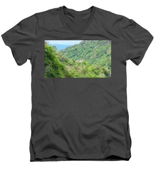 Mountain Home Men's V-Neck T-Shirt