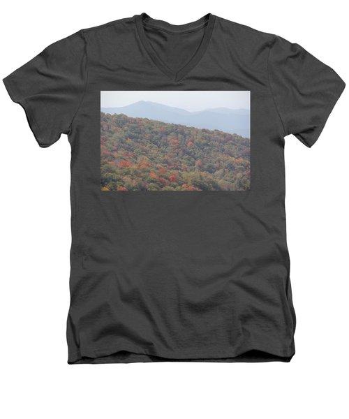 Mountain Range Men's V-Neck T-Shirt