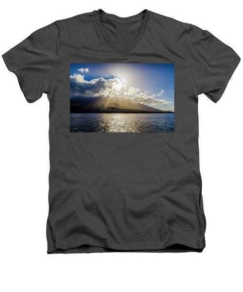 Mountain Sunbeams Men's V-Neck T-Shirt