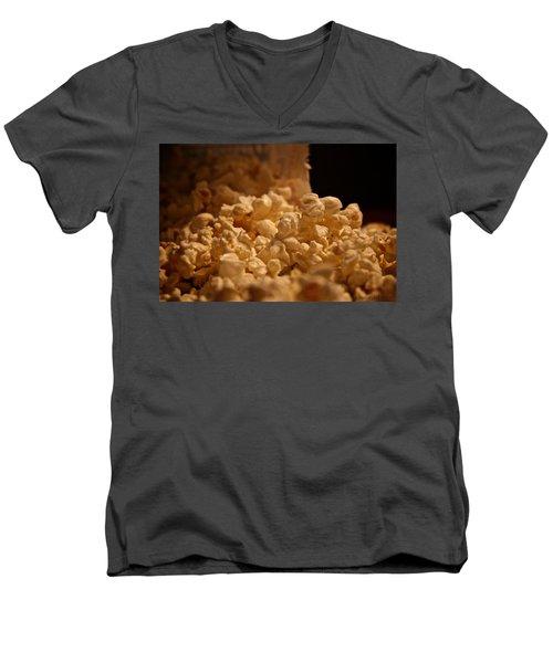 Movie Night Men's V-Neck T-Shirt