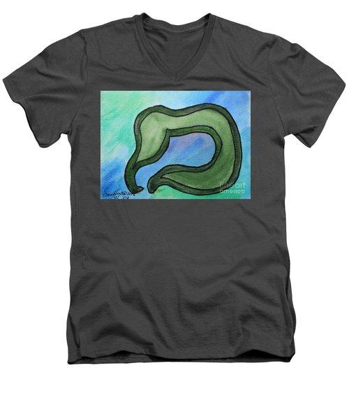Moving Mem Men's V-Neck T-Shirt