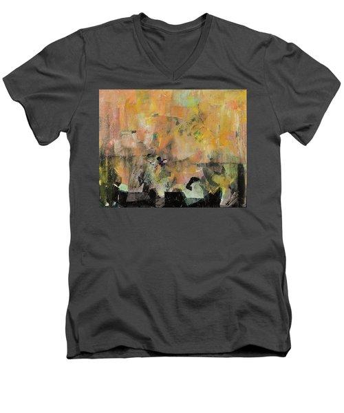 Moving On Men's V-Neck T-Shirt