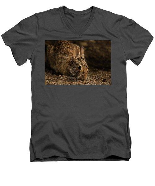 Mr. B Men's V-Neck T-Shirt