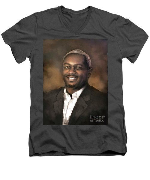 Mr. Dedrick J. Sims Men's V-Neck T-Shirt