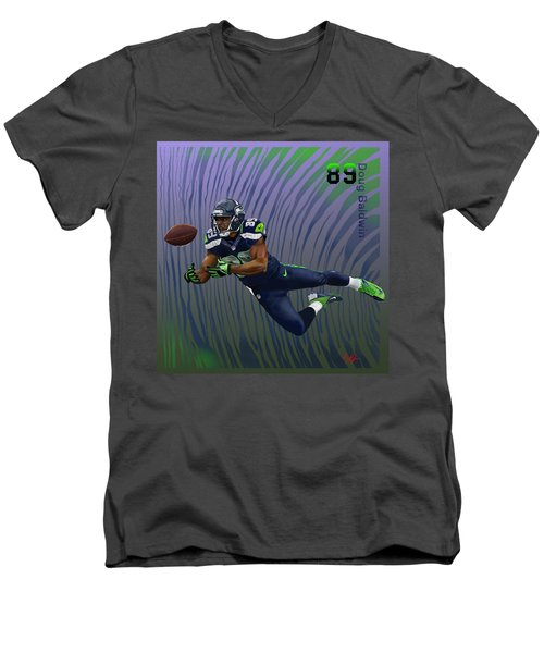 Mr. Incredible  Men's V-Neck T-Shirt