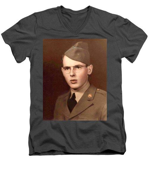 Mr. Potter Avon Hero Men's V-Neck T-Shirt