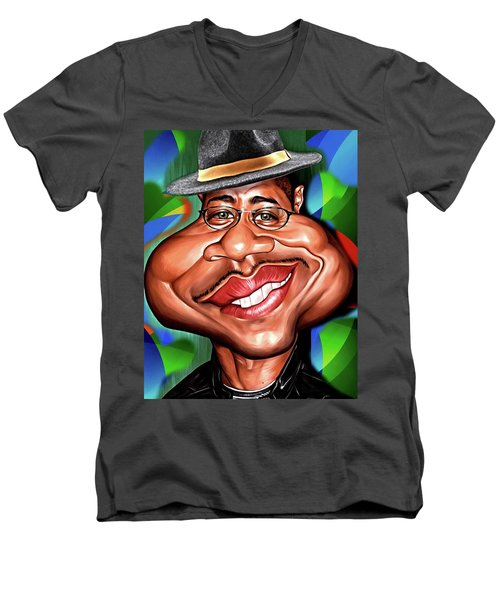 Mr.cool Men's V-Neck T-Shirt