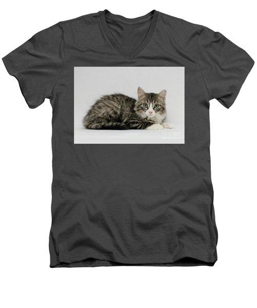 Ms. Alexia Men's V-Neck T-Shirt