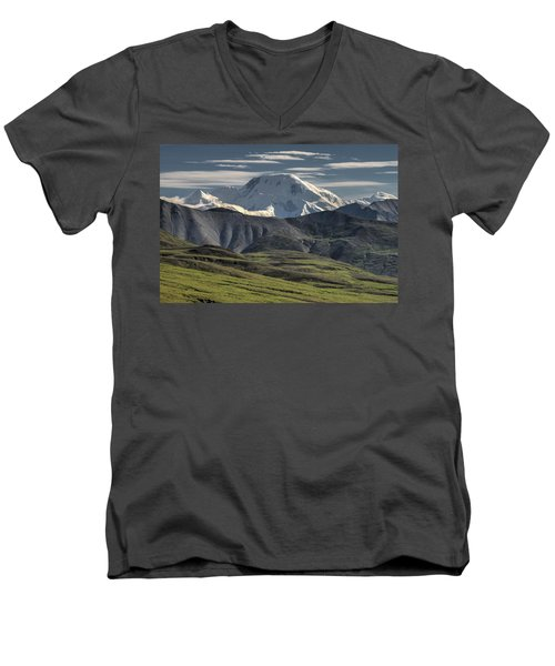 Mt. Mather Men's V-Neck T-Shirt