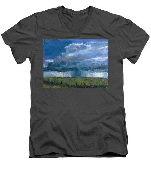 Much Needed Rain Men's V-Neck T-Shirt