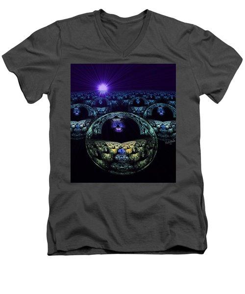 Multiverse Men's V-Neck T-Shirt