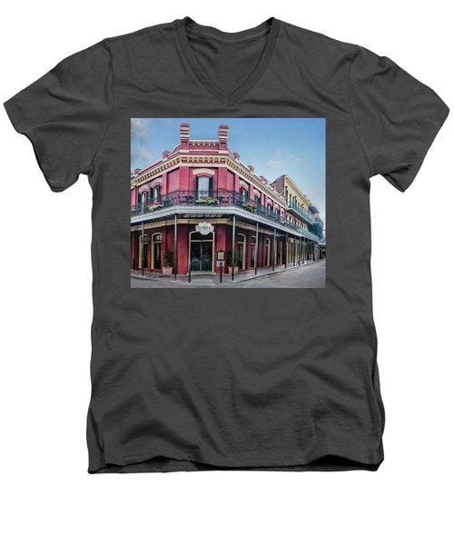 Muriel's Men's V-Neck T-Shirt