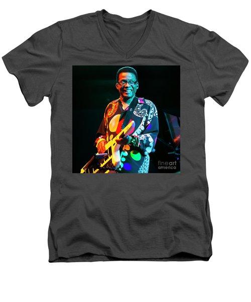 Music_d6361 Men's V-Neck T-Shirt