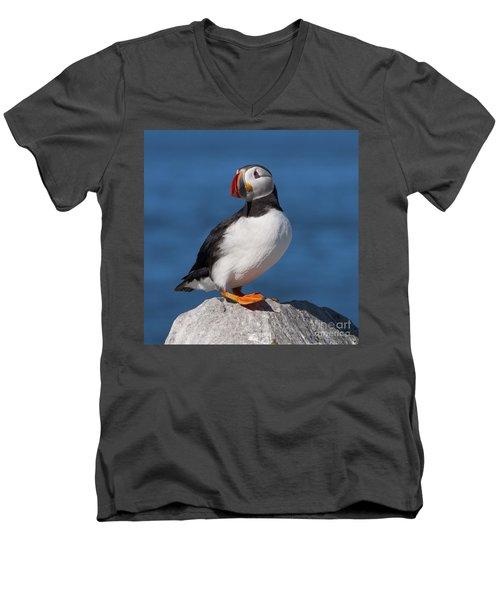 My Best Side.. Men's V-Neck T-Shirt