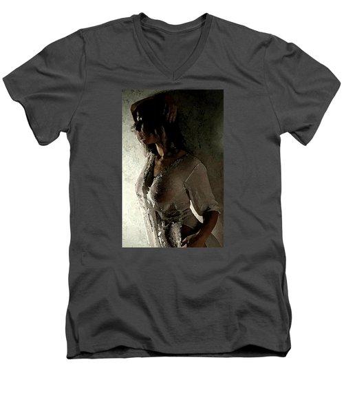 My Desire. Men's V-Neck T-Shirt