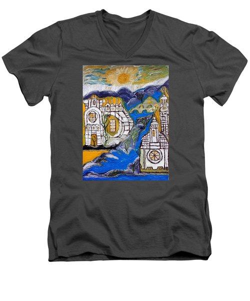 My Fantasy  Men's V-Neck T-Shirt