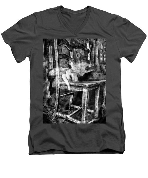 My Favorite Chair 2 Men's V-Neck T-Shirt