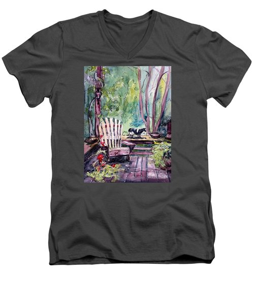 My Front Porch Men's V-Neck T-Shirt
