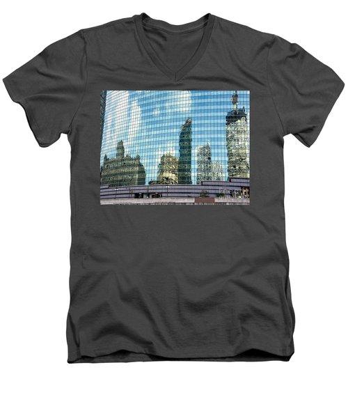 My Kind Of Town Men's V-Neck T-Shirt