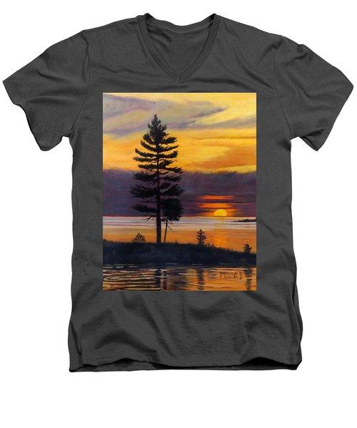My Place Men's V-Neck T-Shirt