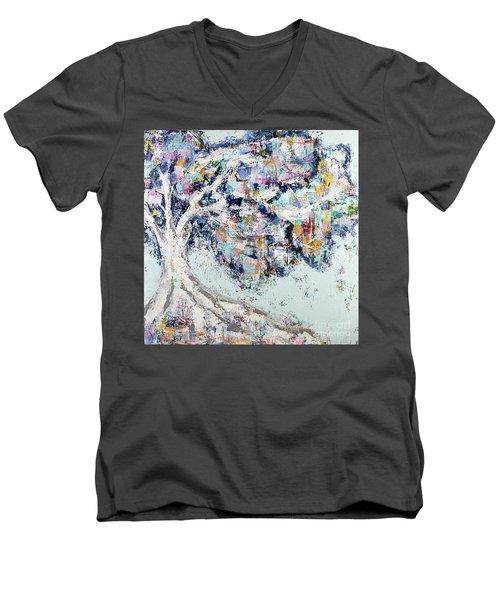 My Secret Hideout Men's V-Neck T-Shirt