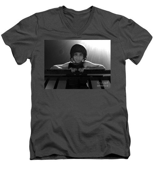 My Son My Sun Men's V-Neck T-Shirt