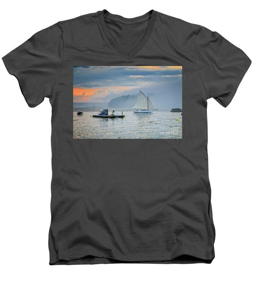 My Special Place Men's V-Neck T-Shirt