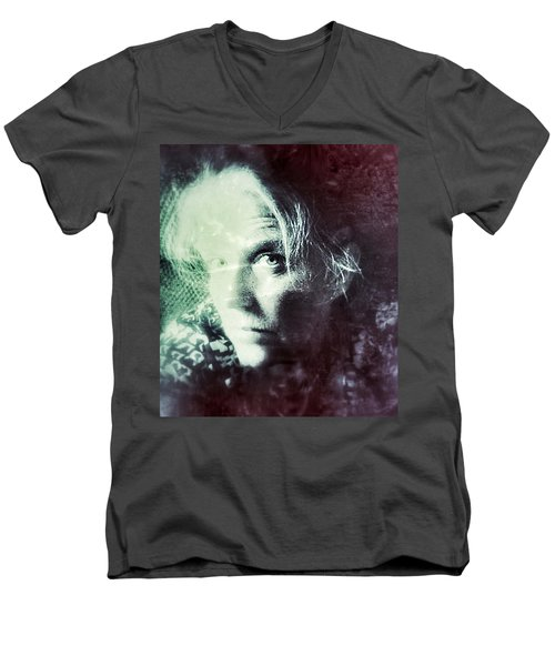 My Vintage Self Men's V-Neck T-Shirt