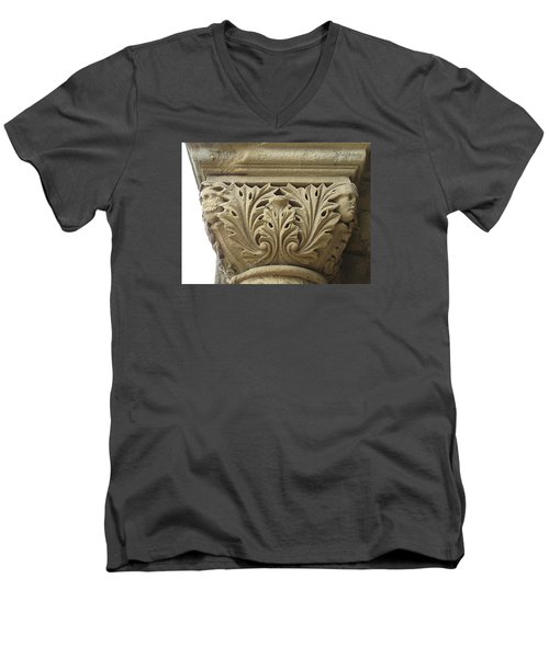My Weathered Friend Men's V-Neck T-Shirt