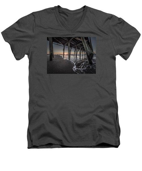Myrtle Beach Sunrise I Men's V-Neck T-Shirt